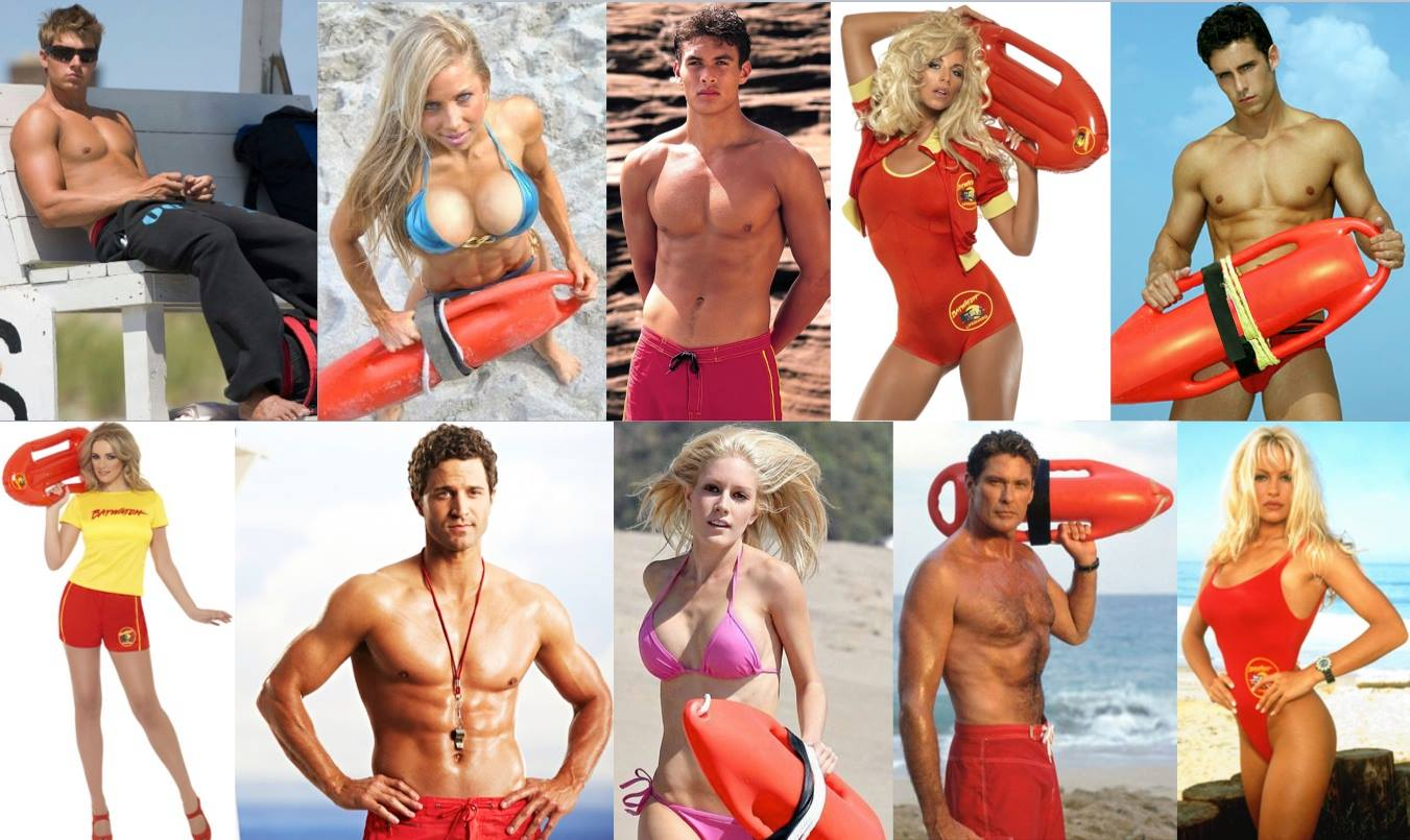 holidays lifeguards