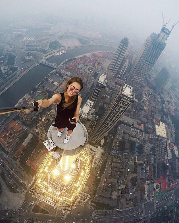 tianjin-selfie