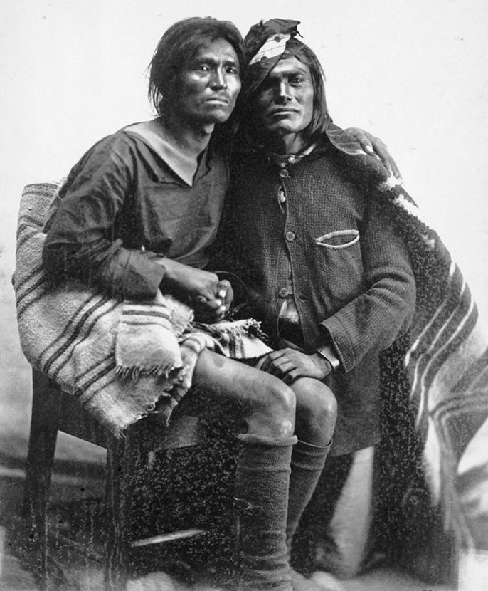 Navajo Two Spirit