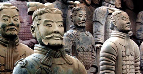 Soldats-en-terre-cuite-a-Xian